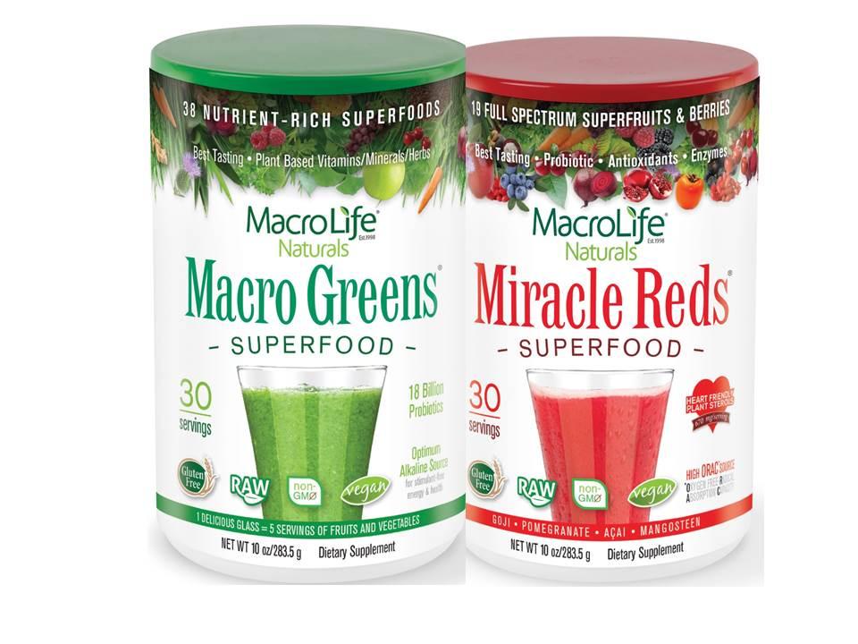 Macrolife MacroGreens